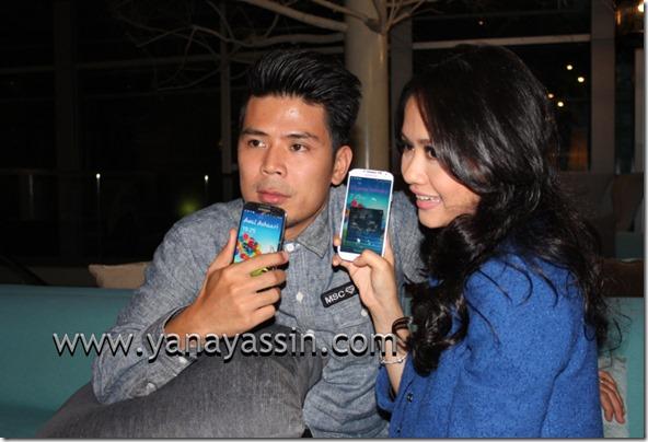 Samsung S4 Awal Ashaari dan Liyana Jasmay923