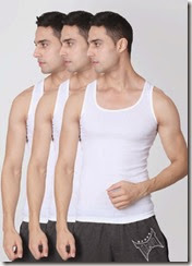 Amazon : Buy Macroman M-Series Men's Cotton Vest at Rs. 165 only