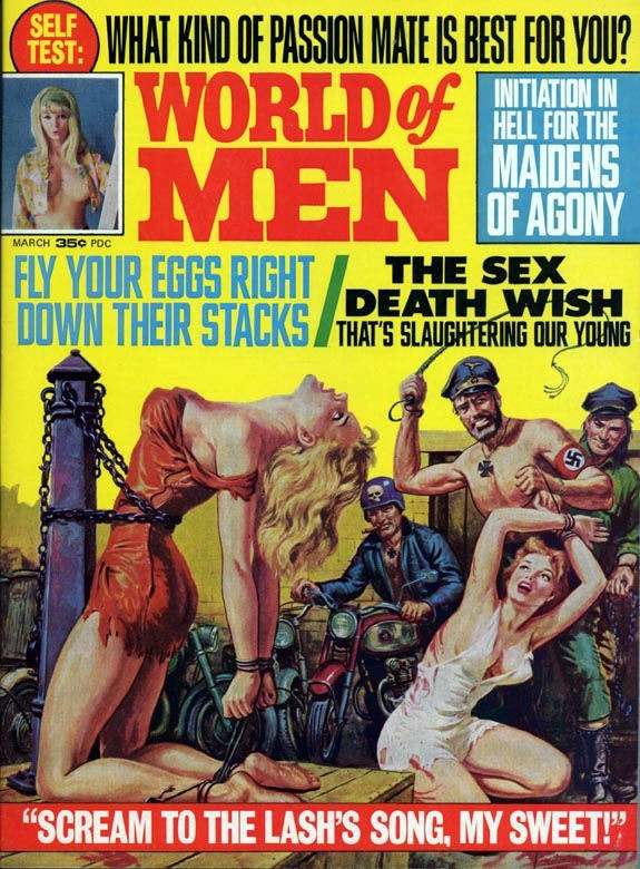 1930s detective story with a sexy twist 1