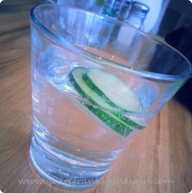 hendricks fever tree gin tonic