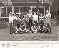 Boslust 1979 / 1980.  De hele school op 1 bladzijde (5)