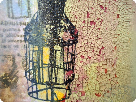 Tim Holtz Creative Chemistry - Day 8 (3)