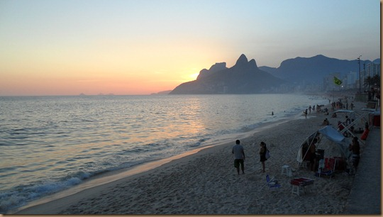ipanema Beach 034