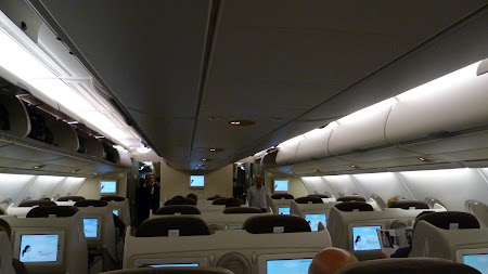 A380: Air France la business class