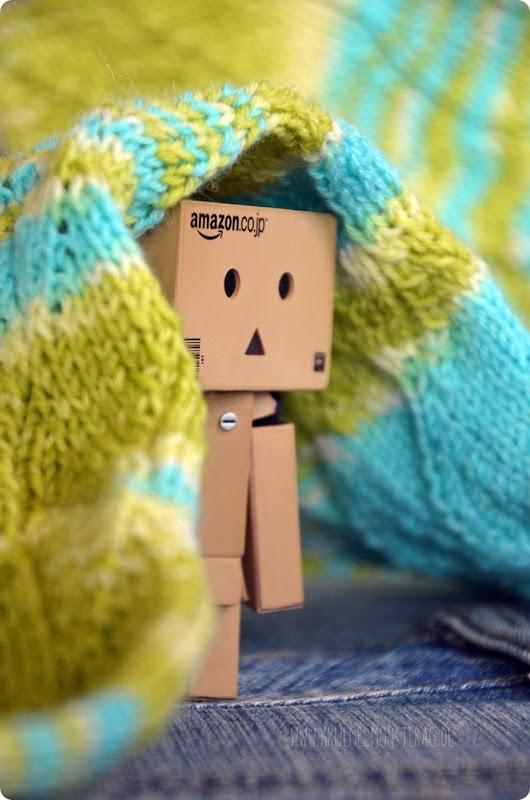 #danbo 5v7sachen Socken fotografiert