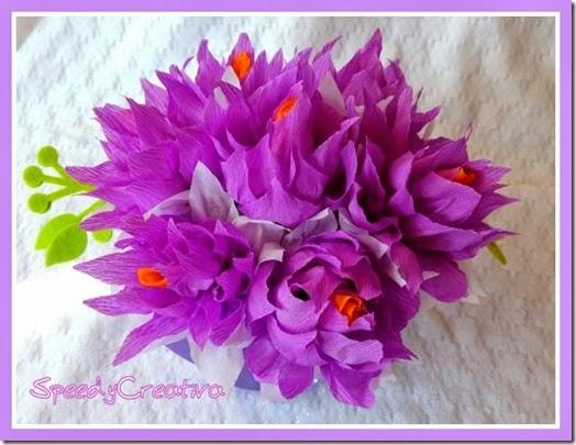 cestini di fiori di carta crespa (24)