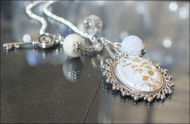 Kette Hochzeit Wedding Necklace Romantisch Love 5