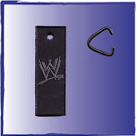 World Wrestling Custom Zipper Pull