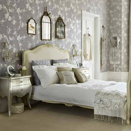Vintage Bedroom Vintage Decorating Ideas