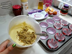como hacer muffins
