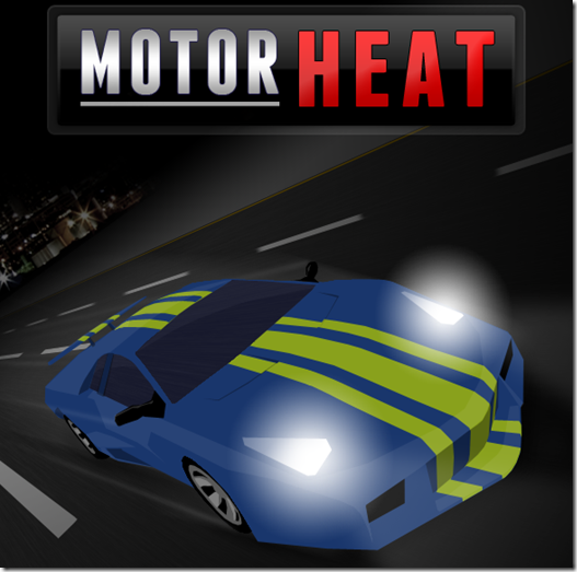 Motor Heat indie game