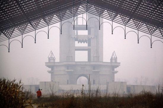 Parque abandonado na China 19