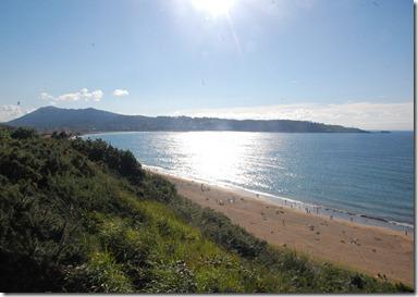 Sendero del litoral, Domaine D'Abbadia- Abbadiako eremua , Hendaia - Sokoa, 1º etapa, 19 de Julio de 2012 -  11