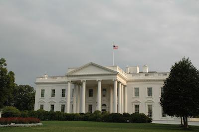 White House 北側