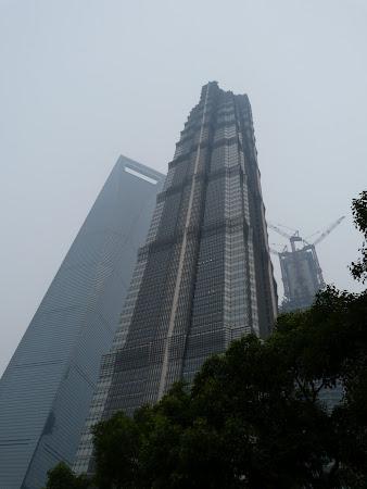 Obiective turistice Shanghai: Turnul Jin Mao Shanghai