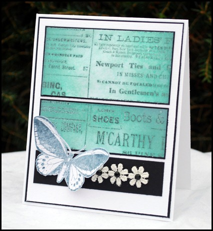 Fjärilskort
