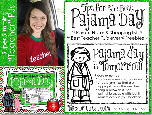 Tips for the Best Ever Pajama Day