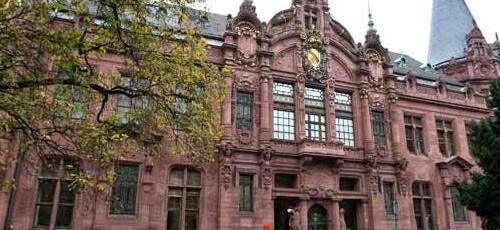 Universidad de Heidelberg, Alemania
