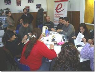 Se realizó jornada de capacitación para docentes del Proyecto de Orientación e Inducción al Mundo del Trabajo