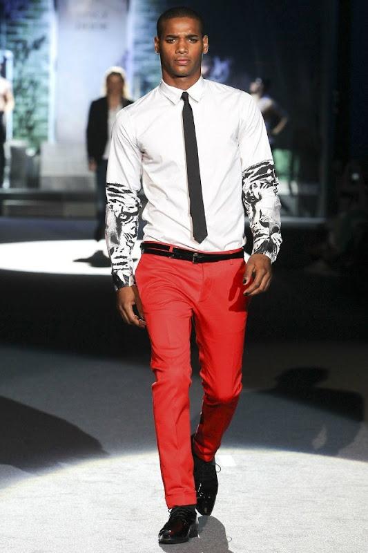 Milan Fashion Week Primavera 2012 - Dsquared² (3)