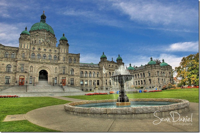 BC Parliament Buildings
