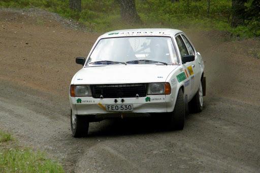 Saarinen / Opel Ascona B