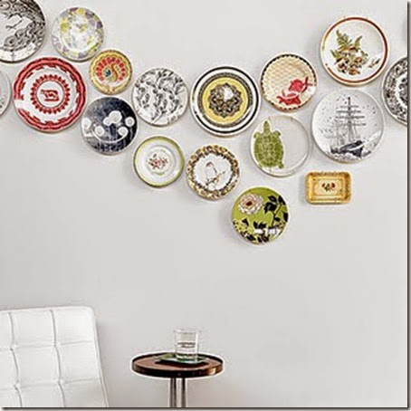 plate wall sunset com