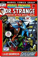 P00004 - Marvel Premiere  - Dr. Strange - por Mastergel #4