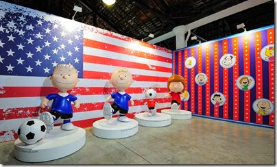 Peanuts X Taiwan - 65th Anniversary Exhibition 01