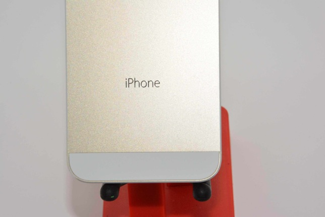 Champagne Apple iPhone 5S surfaces  3