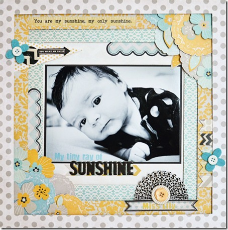 Ray-of-Sunsine
