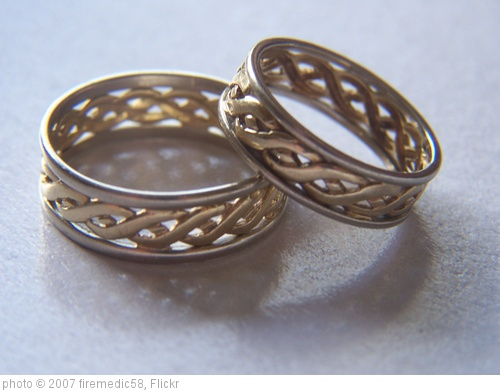 'Wedding Rings 2' photo (c) 2007, firemedic58 - license: http://creativecommons.org/licenses/by/2.0/