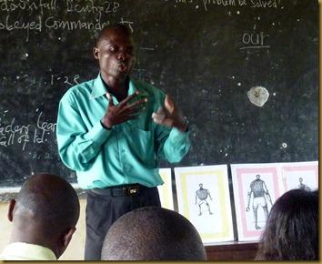 Hope PS teacher training 132