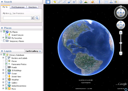 Descargar Google Earth gratis