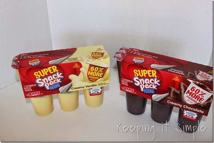 #ad Easy-Easter-Pudding-Treat-with-printable #SnackPackMixins (1)