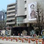 Lafore promo in Harajuku in Harajuku, Tokyo, Japan