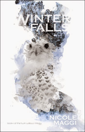 Winter Falls Cover H-R
