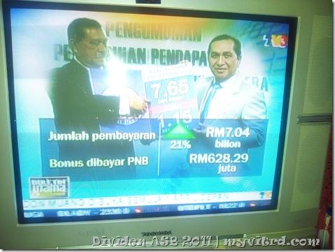 Dividen ASB 2011 a