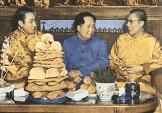 mao dalai lama