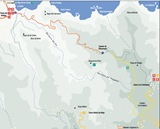 Chinamada - Punta del Hidalgo_mapa