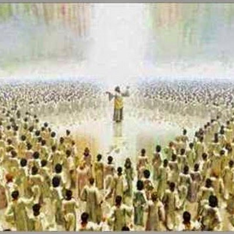 Os 144 mil remidos no Monte Sião e a Israel Espiritual