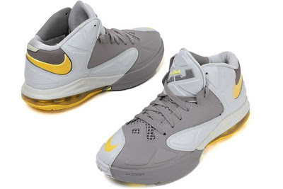 nike air max ambassador 5 gr grey yellow 2 07 Nike Air Max Ambassador VI Grey / Yellow (536568 006)