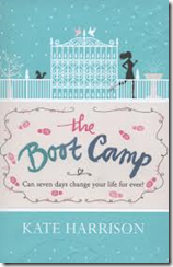 the boot camp kate harrison