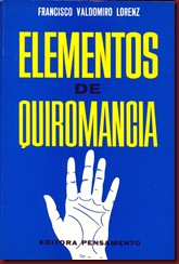 Como ler a mão Elementos de Quiromancia