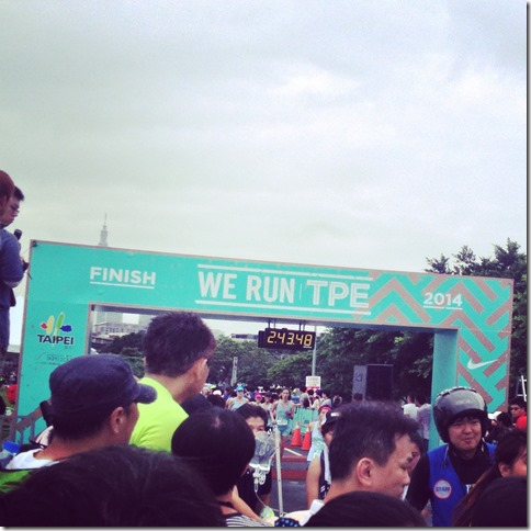 三小時內KO初半馬 - 2014 NIKE WE RUN TPE(下)09三小時內KO初半馬 - 2014 NIKE WE RUN TPE(下)09