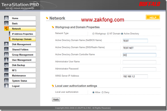 20110713-04-TeraStation Pro II