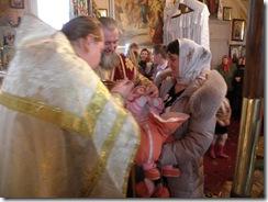 Престольне свято у селі Дерно