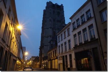 聖ヤコブス教会の鐘楼