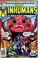 P00009 - Inhumans v1 #7