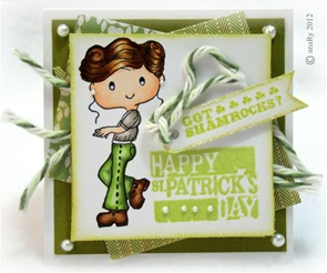 Lil Gilli Jeans_St Patrick